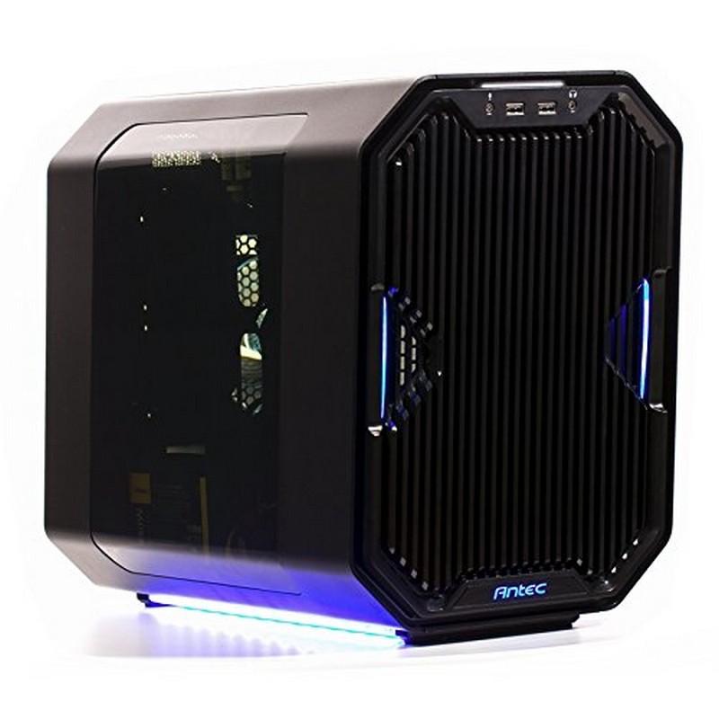Kustom Pcs Antec Cube Ekwb Edition Mini Itx Case