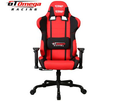 Kustom Pcs Gt Omega Pro Racing Office Chair Red And