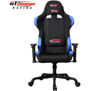 Kustom Pcs Gt Omega Pro Racing Office Chair Black With