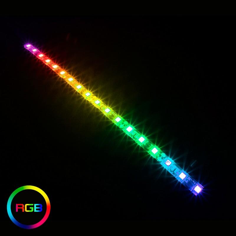 Kustom Pcs Game Max Rgb Led Strip 30cm 16 8 Million Colours
