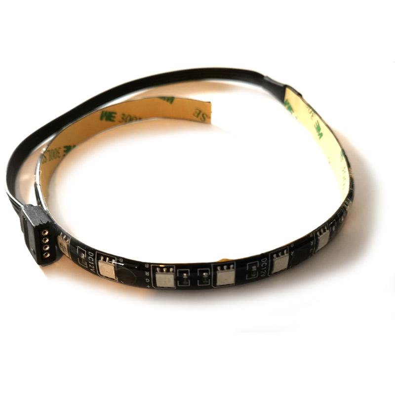 30cm RGB LED Strip Magnetic / Adhesive for Asus Aura