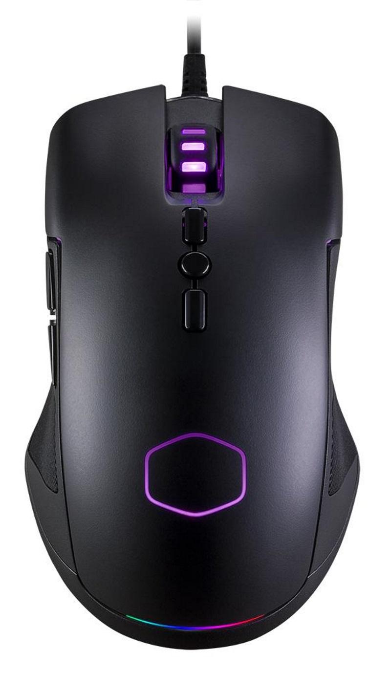 d0f8c905658 Kustom PCs - Cooler Master CM310 RGB Gaming Mouse
