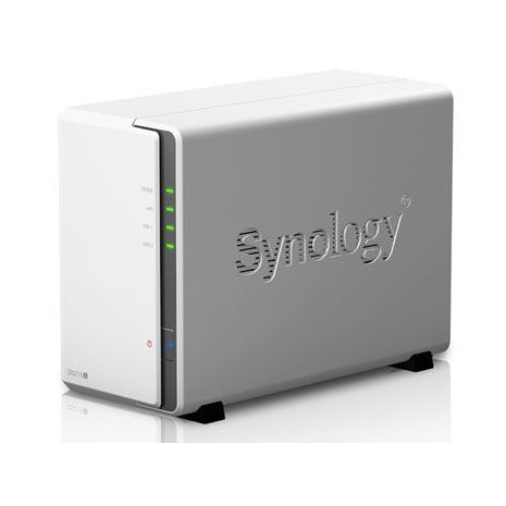 Synology 2 Bay Diskstation DS215j